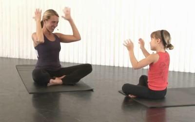 Yoga Dag 19: Yoga met kinderen