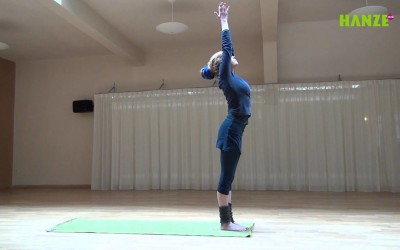 Yoga Dag 20: De zonnegroet (Surya Namaskar) verfrist lijf en geest aan het begin van de dag