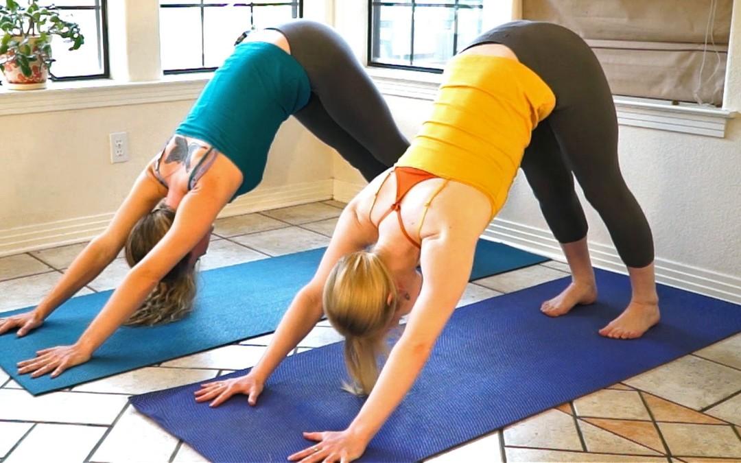 Yoga Dag 22: Een beginners yoga-workout met Zonnegroet