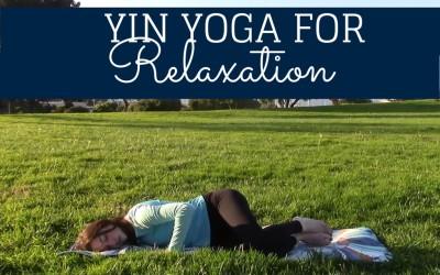 Yoga Dag 26: Yin en Yang yoga