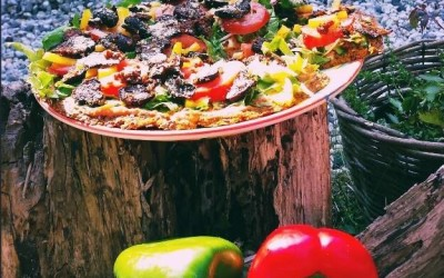 Dag 22: Stap voor stap tutorial Pizza maken: Vega, glutenvrij, Raw en mjammie!