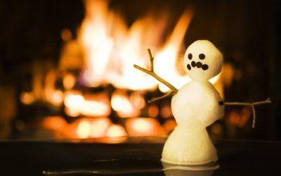 Deel 31: Smeltende sneeuwpop